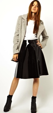 **ASOS.com provide model shots only for their products