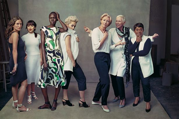 M&S Collection, Leading Ladies SS14 Campaign